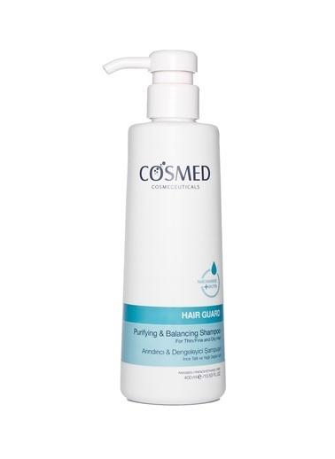 Cosmed Hair Guard Purifying & Balancing Shampoo 400ml Renksiz